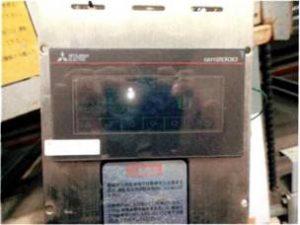 横行昇降式駐車装置 タッチパネル置き換え交換