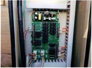 ピット式駐車装置 PLC置き換え(基板⇒PLC)事例